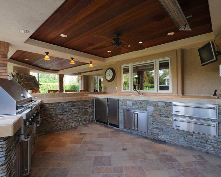 outdoor kitchen westside remodeling