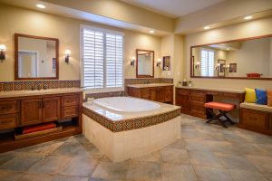 Featured Project: Mediterranean Style Master Bathroom in Dos Vientos