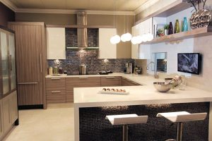 Current Remodeling Trends: Textures with Simple Color Combinations