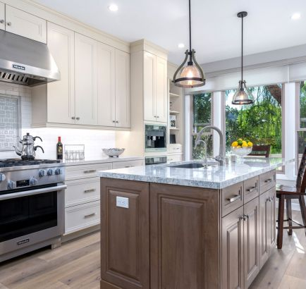 Contemporary Kitchen Remodel Westlake Village