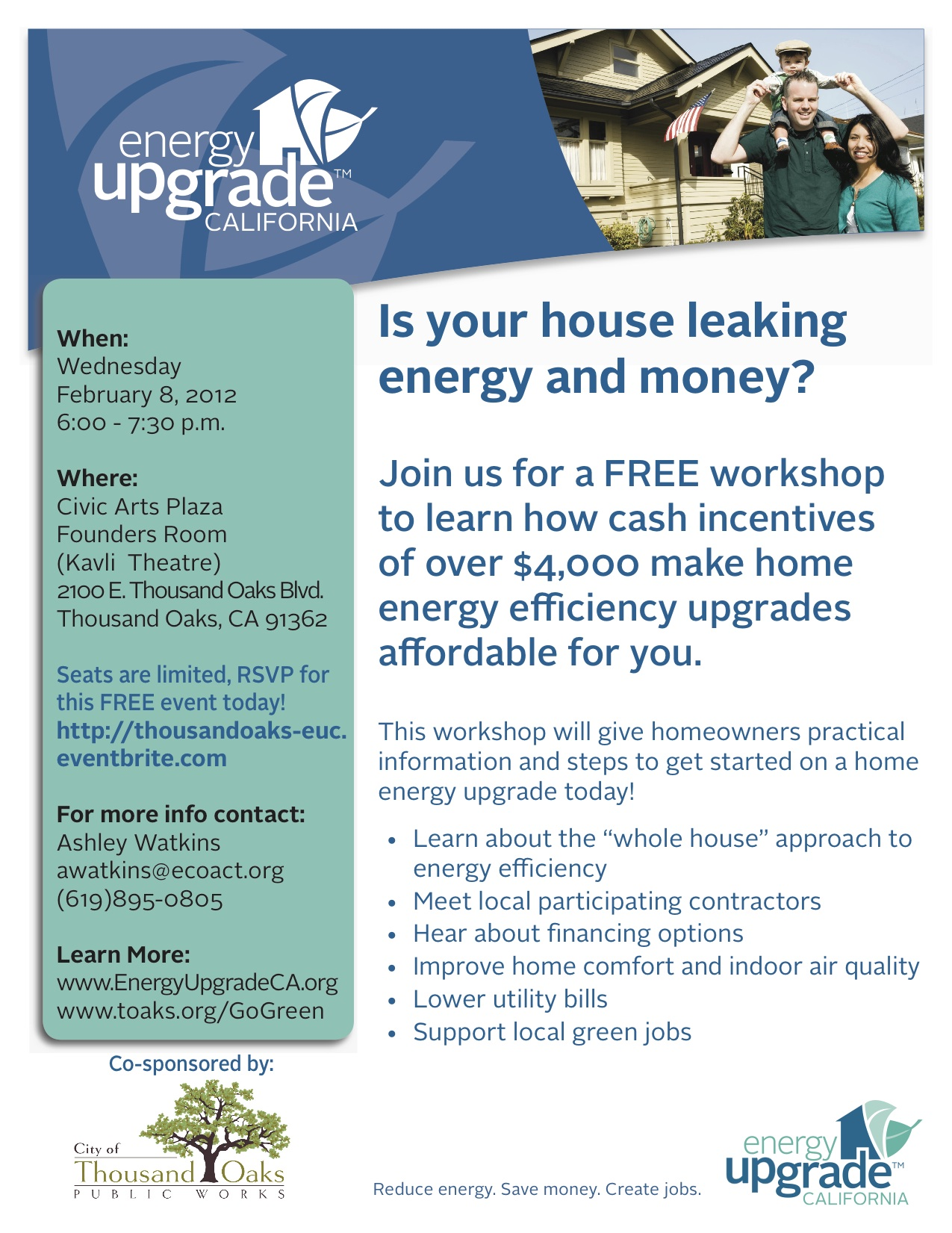 Is Your House Leaking Energy and Money?