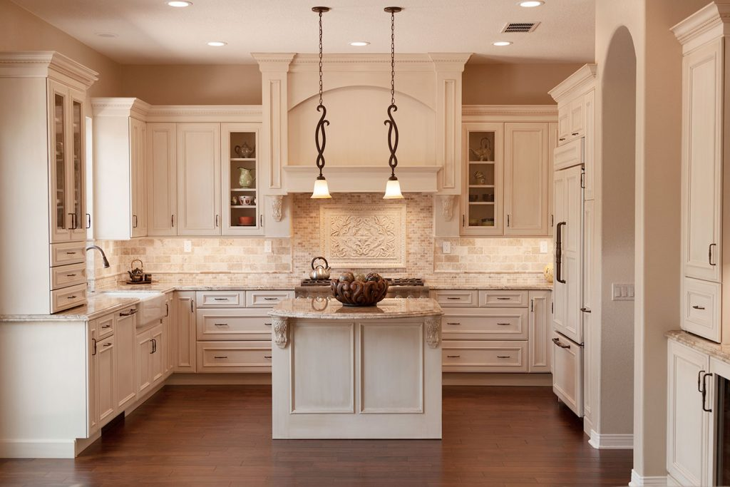 white kitchen cabinets remodel ideas a delightfully detailed mediterranean kitchen remodel 28909