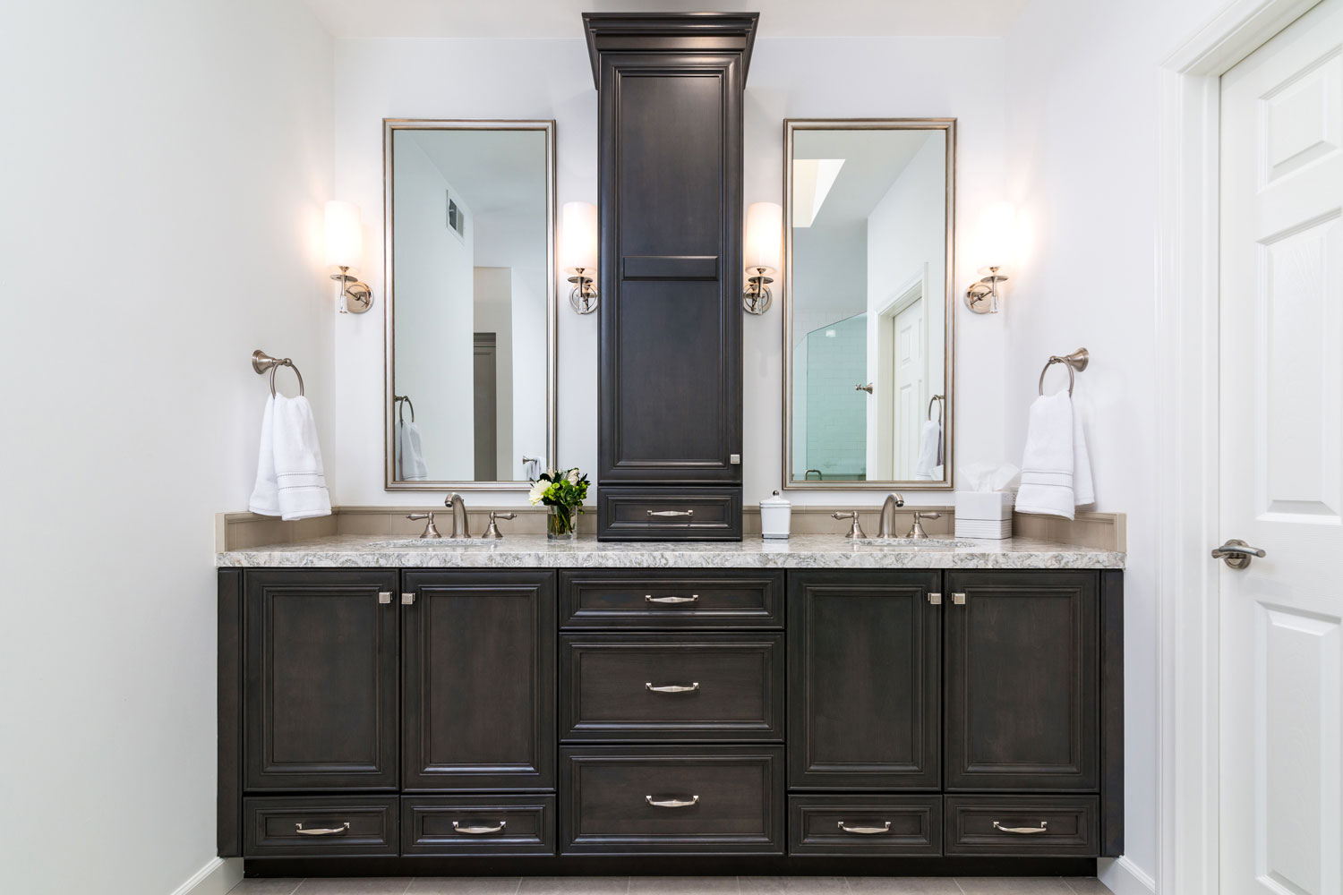 Contemporary Bathroom Remodel Westlake Village