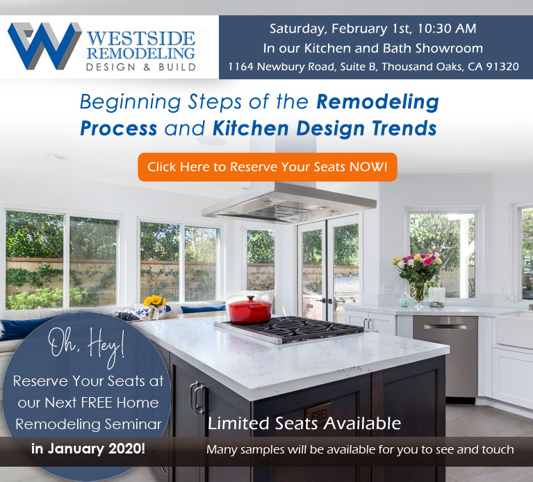 Complimentary Remodeling Seminar